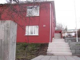Apartment in residential area close to the centre, Akureyri