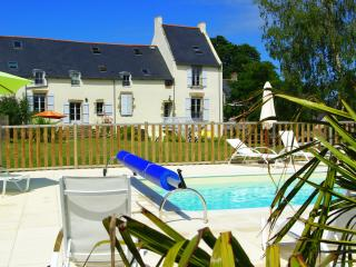 4 pieces renovated apartment in a manor house, Saint-Malo