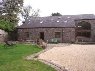 CHURN BARN, Chinley