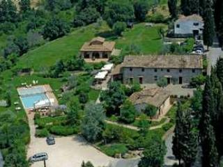 Apartment Rental in Tuscany, Montefiridolfi - Bianco 8