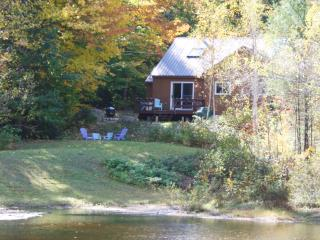 FEE FREE! Peaceful Family Retreat with Pond, Views, Bartlett
