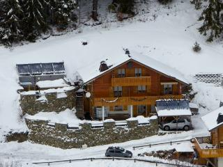 Chalet Wensam, self catered 4 bedroom Chalet, Le Biot