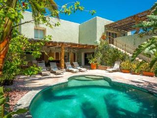 Villa Luna Nueva in Exclusive Gated Community with Private Pool, Hot Tub and Staff, Cabo San Lucas
