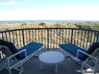 DR 1104 - What a view from the Balcony of this remodeled Duneridge Condo, Wrightsville Beach