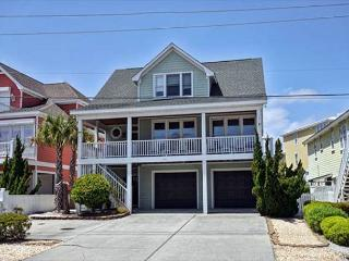 Island Retreat -  Beautifully decorated ocean view home with easy beach access, Kure Beach