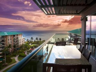 Maui Westside Properties: Hokulani 841 - Great Ocean Views with Wrap Around Lanai!, Ka'anapali