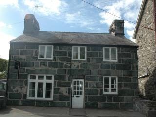 Glanrafon, Holiday cottage LLanbedr village, Llanbedr