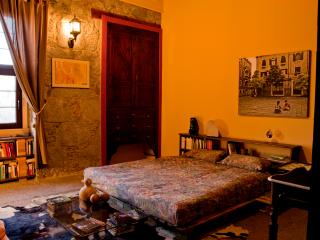 Fabulous room with stone walls, Firgas
