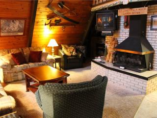Located at Base of Powderhorn Mtn in the Western Upper Peninsula, A Comfy Home with Outdoor Hot Tub, 1 Block from Main Ski Lodge, Ironwood