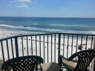 9TH FLOOR BEACHFRONT FOR 4! AWESOME VIEWS! OPEN 11/21-28! ONLY $695 TAX INC.!, Panama City Beach