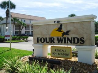 Four Winds Condos- Beautiful Oceanfront Property, Santo Agostinho