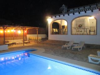 Costa Blanca Spain with Private Pool and FREE WIFI, Pedreguer