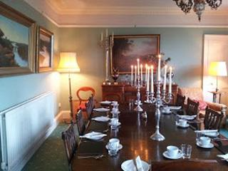 Entertain in our dining room
