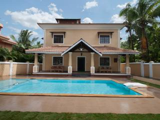 7BHK Luxury Villa with Private Swimming Pool, Calangute