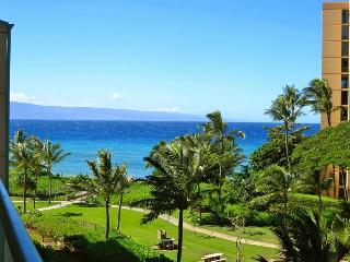 Ocean View with Xl Floor Plan at Luxury Beachfront Honua Kai! Private Lanai Too! - Ocean's Edge at 444 Konea, Ka'anapali