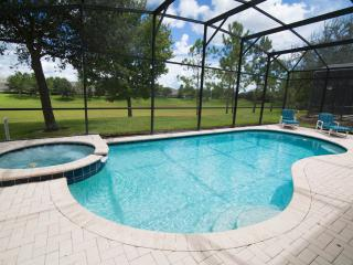 Close to Disney 6BR/4BA Pool/Spa No Rear Neighbour, Kissimmee