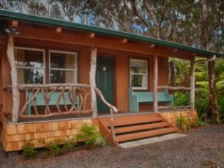 Charming Kaluhe Cottage near Volcano Village!