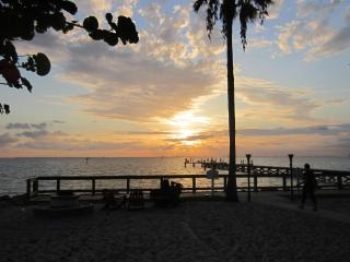 Marvelous private Beach, waterfront.Luxury 2b home, Tampa