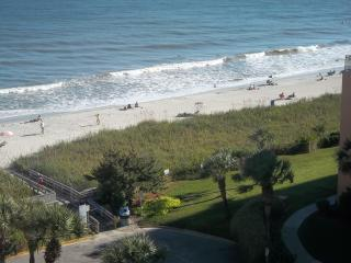 Quiet Family Beach Getway w/Ocean Views, Myrtle Beach