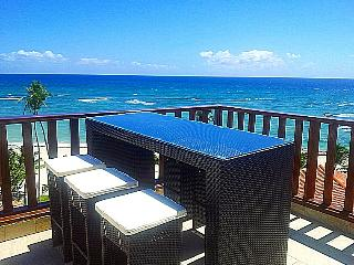 Beachfront 2 Level 3 Bedroom Penthouse 3 BR / 3BA / Sleeps 8, Juan Dolio