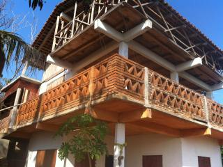 Full house to rent on a mountain with breathtaking view of the sea, Mazunte
