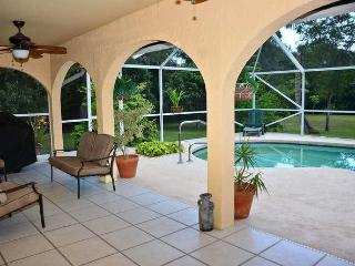 1.25 Acres of Privacy in Tropical Retreat w/ Pool, Jupiter