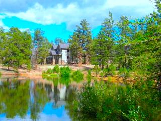 Luxury Mountain Home On Golf Course And Lake, Red Feather Lakes