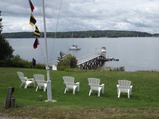OUR MAINE GETAWAY | EAST BOOTHBAY MAINE | WATERFRONT | DOCK AND FLOAT | BEACH, Boothbay