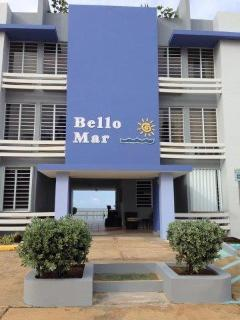 Entrance To Bello Mar
