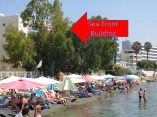 Lordos Sea Front.  Private apartment on the beach., Limassol