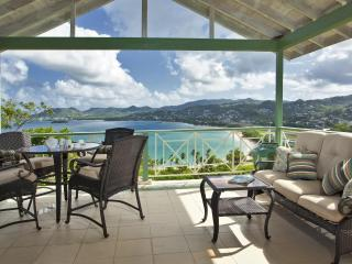 Stunning Caribbean Home Above Magnificent Beach, Castries