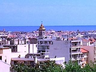 Peaceful 1 bedroom apartment in Nice with balcony and lovely city view
