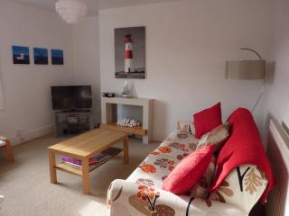 Spacious 3 bedroom apartment in Central Filey