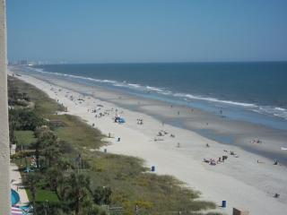 Oceanfront Condo with Amazing Views at Sand Dunes, Myrtle Beach