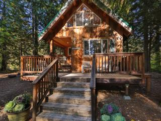 Charming and Secluded Riverfront cabin~Osprey Nest, Leavenworth