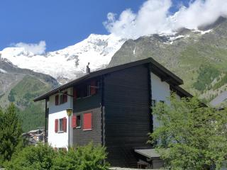 Egginer **** with a unique view!, Saas-Fee