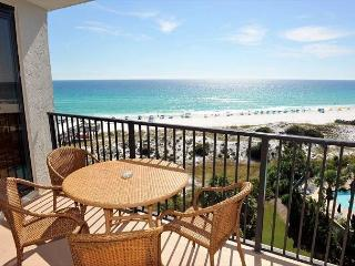 Less than 2 months till spring. Make plans to stay in this gulf front condo!, Sandestin