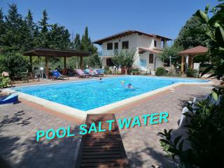 Bella Home, Pool Salt Water,splendid Sandy Beaches, Balestrate