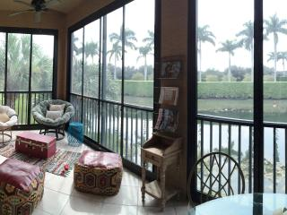 2 months basis: 4-bedroom condo at Miromar, Estero