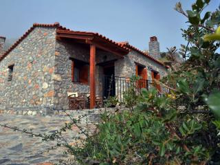 Vrachos Villa (2 bedroom ground villa) for 5, Agia Paraskevi