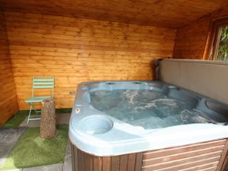Cottage with Indoor Private Use Hot Tub - Dolanna, Llandysul