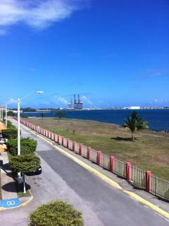 Caribbean Sea Front View apartment, Ponce