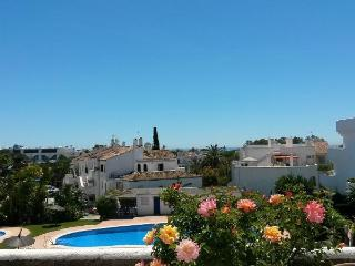 Golf, tennis and bathing on the New Golden Mile, Marbella