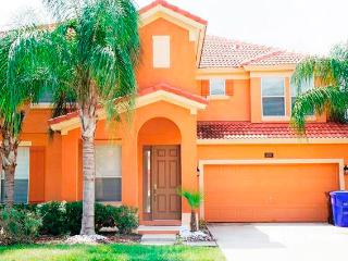 Charming VIP ORLANDO House with private pool and game room-  Marcello 6bm03, Kissimmee