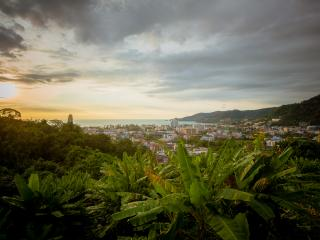 Private House And Swimming Pool - Sea View!, Patong