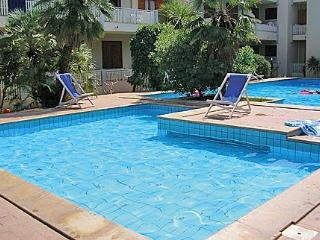 Apartment Beach front - 6 persons - Pool, Alghero
