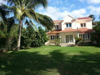 Villa nearby beach in Mauritius, Pointe aux Canonniers
