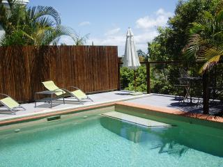 Imagine relaxing by your pool in Noosa Heads.....