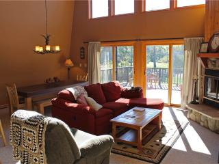 Located at Base of Powderhorn Mtn in the Western Upper Peninsula, Vacation Home with All Glass Front Windows & Gorgeous View of Ski Hill, Ironwood
