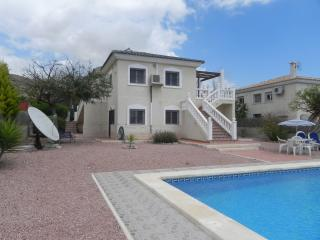 3 Bed Villa With Private Swimming Pool, Mutxamel